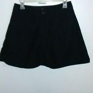 Marc Jacobs Black mini skirt